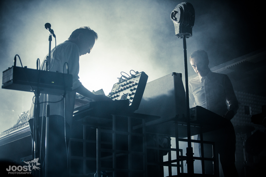 © CPU - JoostVH Photography - Soulwax - Lotto Arena - Live
