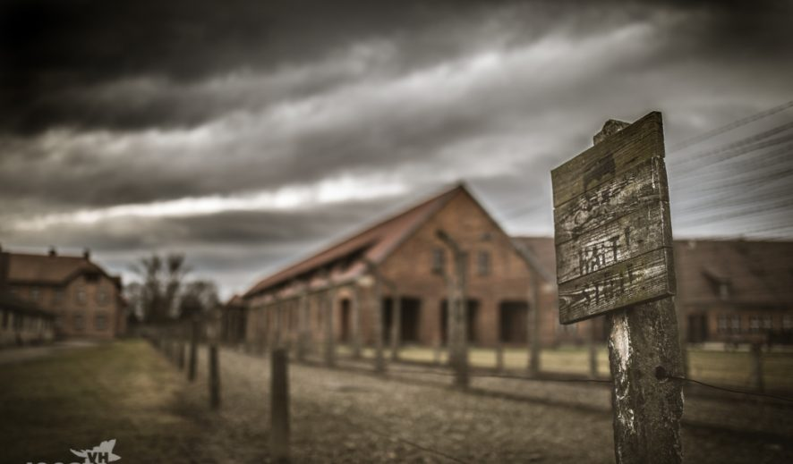 Auschwitz - Oswiecim - JoostVH Photography - concentrationcamp