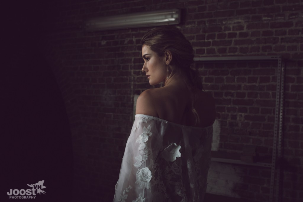 wedding dresses by Ayanne - © JoostVH Photography