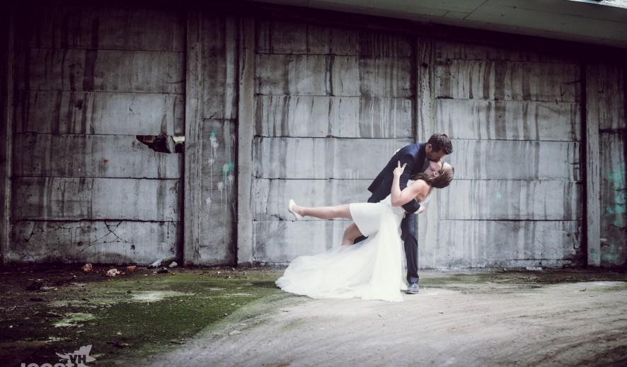 Wedding - huwelijk - fotografie © JoostVH Photography - Joost Van Hoey